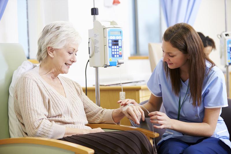 Bild Chemotherapie